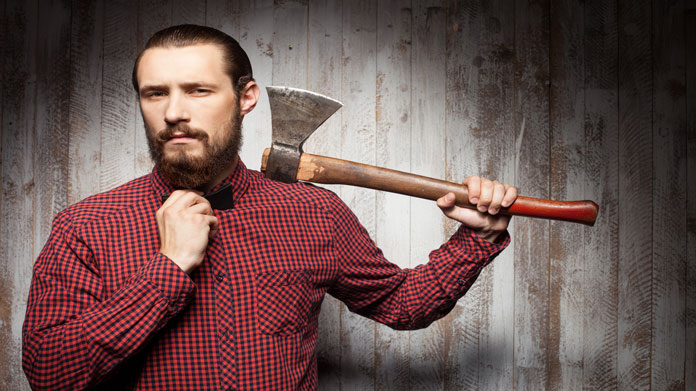 Image of Axe-Throwing Party Business
