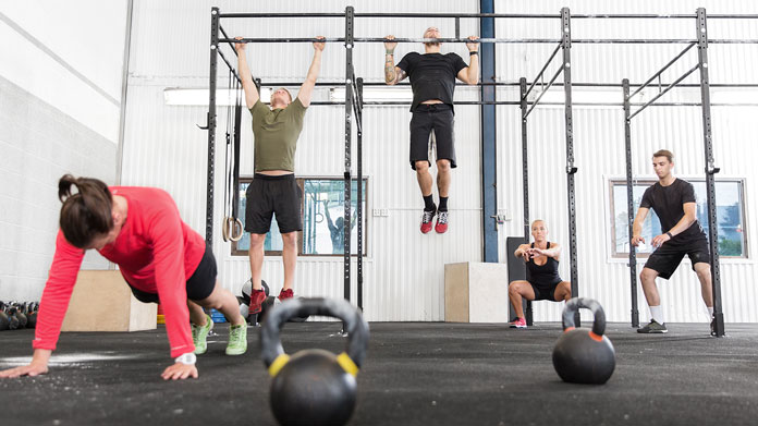 Image of CrossFit Gym