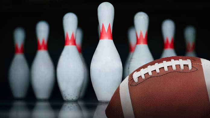 Image of Football Bowling Business