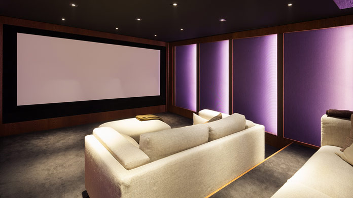 Image of Home Theater Installation Business