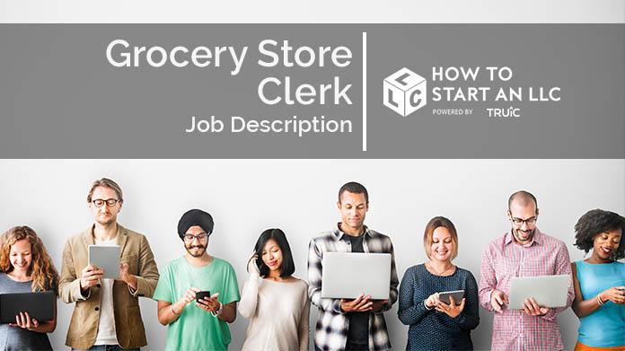store clerk job description