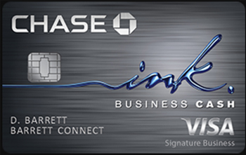 Image of the Chase Ink Business Cash Card