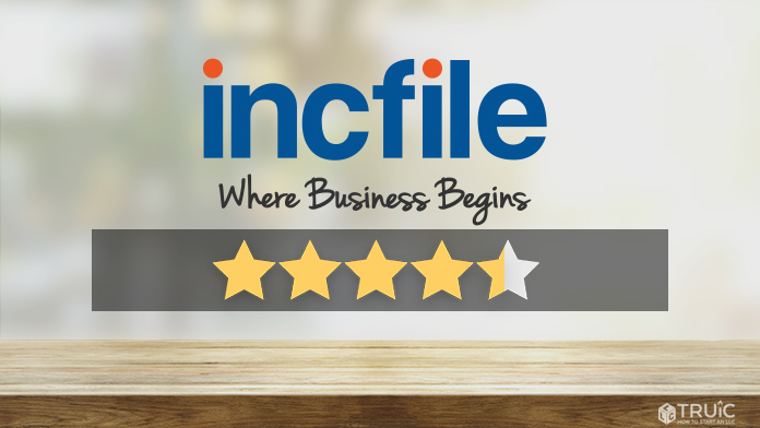 Incfile LLC Formation Review Image