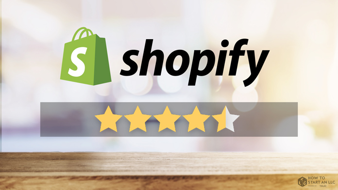 Shopify Website Builder Review Image
