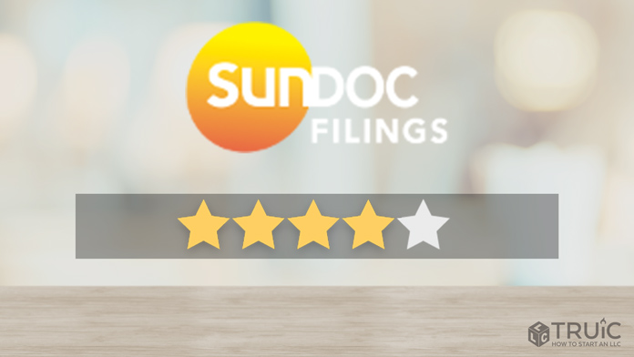 SunDoc Filings LLC Formation Review Image
