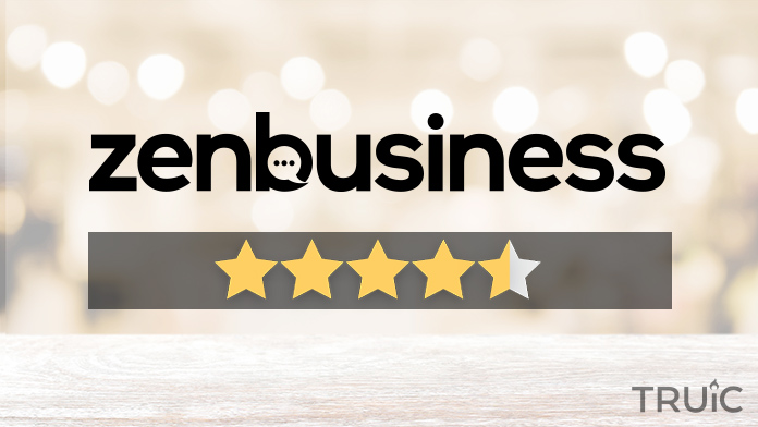ZenBusiness LLC Formation Review Image