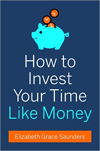 Invest your time like Money Book